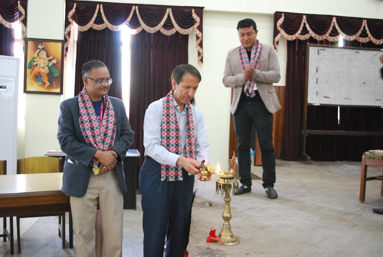 Inter-medical School Physiology Quiz-2018, Nepal (IMSPQ-2018, Nepal) held on 12th Oct, 2018